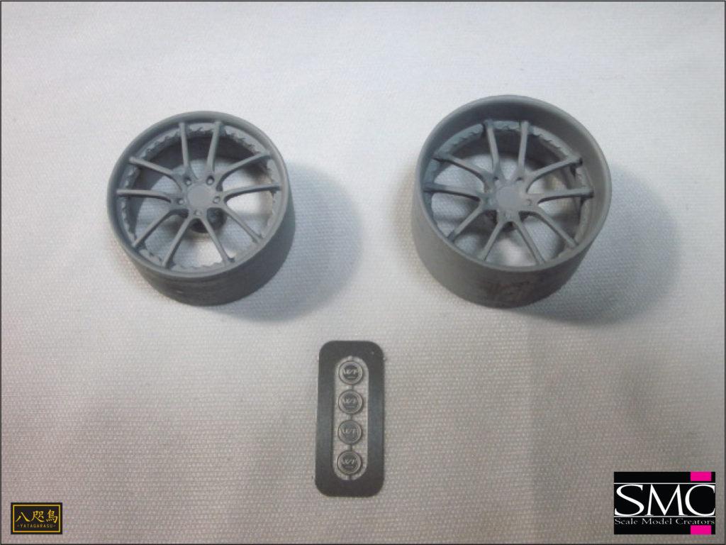 P-006 1/24 Wheel SSR Werfen GT04