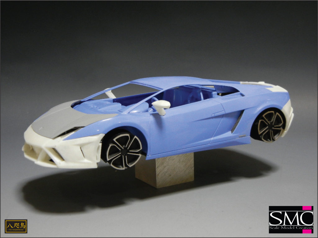 TK-007 1/24 GALLARDO LP560-4 Conversion Kit