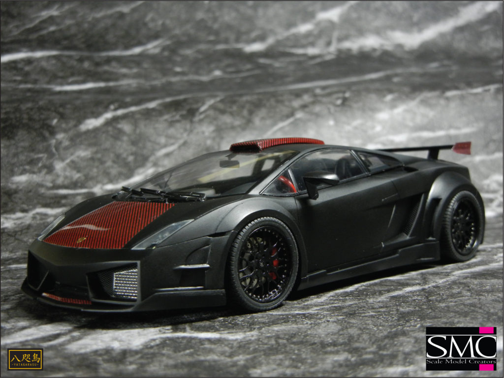 TK-111 1/24 HAMANN Victory Ⅱ Conversion Kit