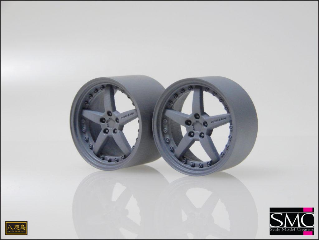 P-010 1/24 Wheel HAMANN PG3 / 19 inch