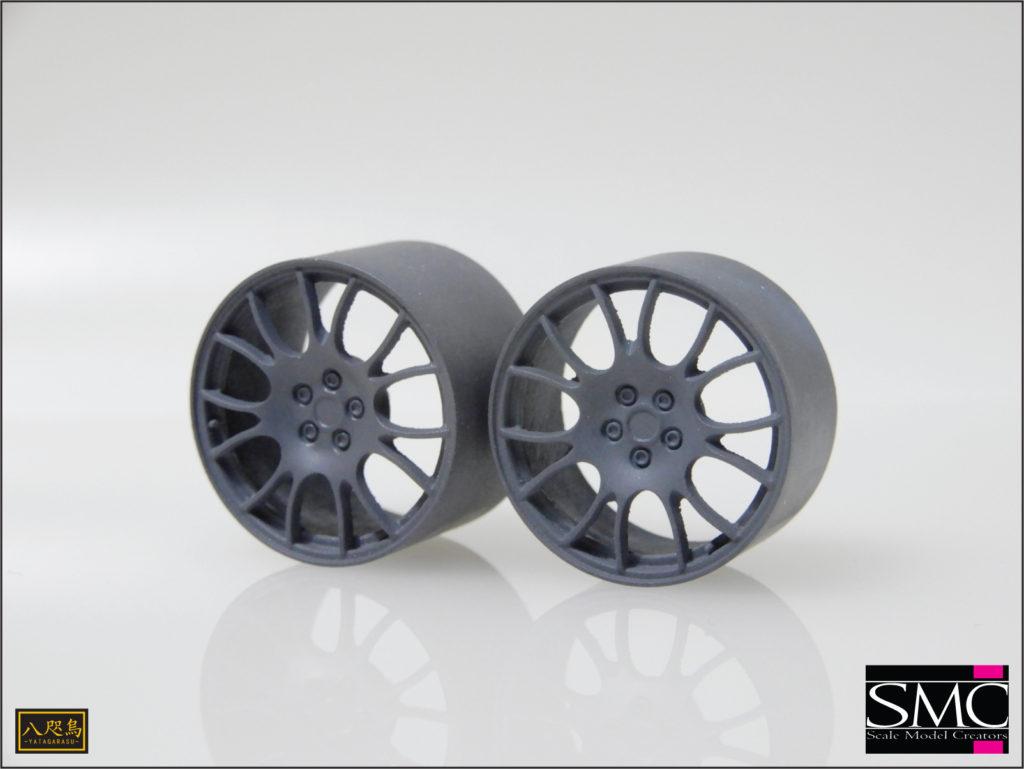 P-014 1/24 360Challenge Stradale Wheel (T)